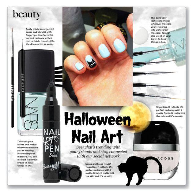 Halloween Nail Art Deborah Lippmann Erdem And Nail Art Set