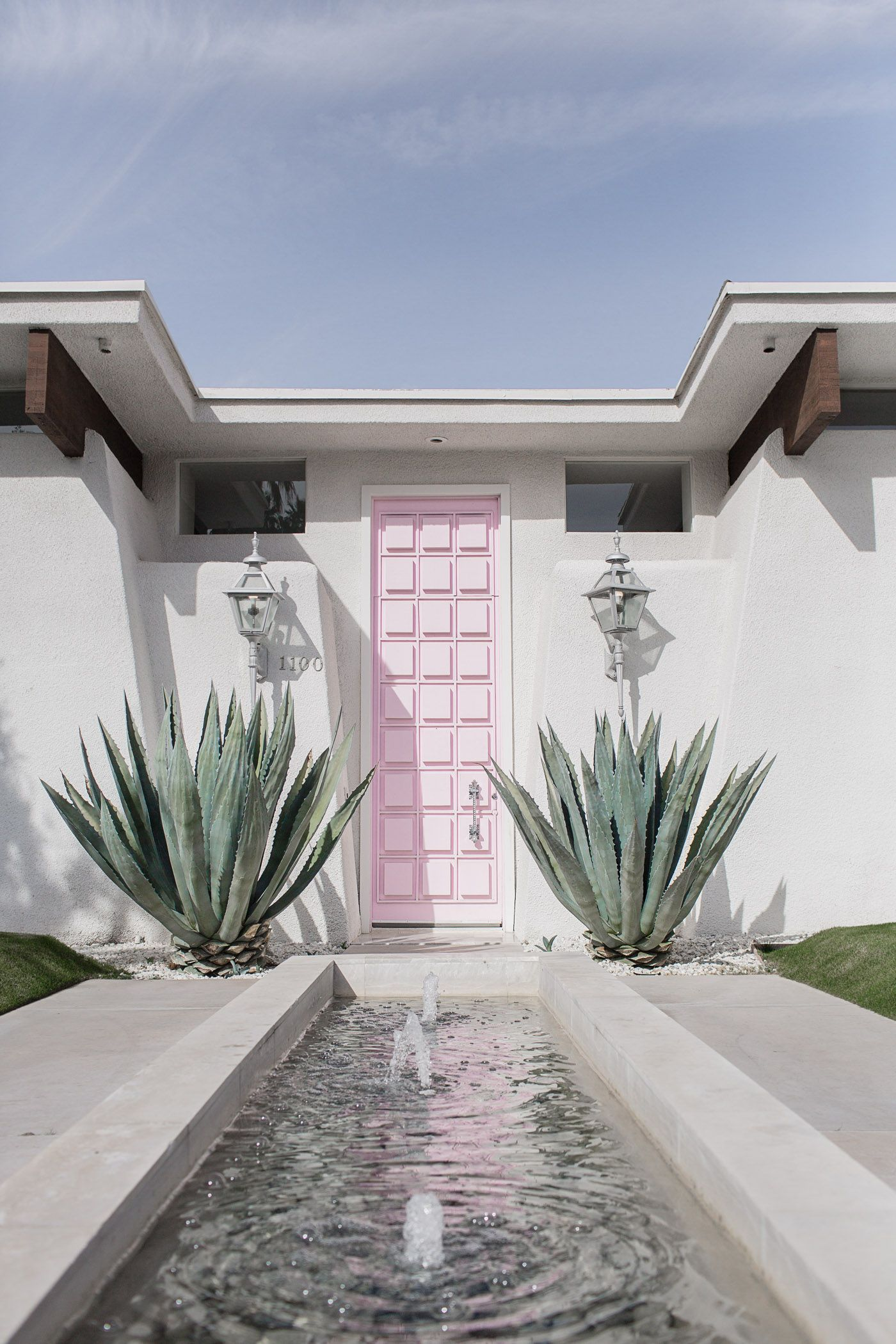 Revealed The 10 Most Instagrammable Places In Palm Springs Mid