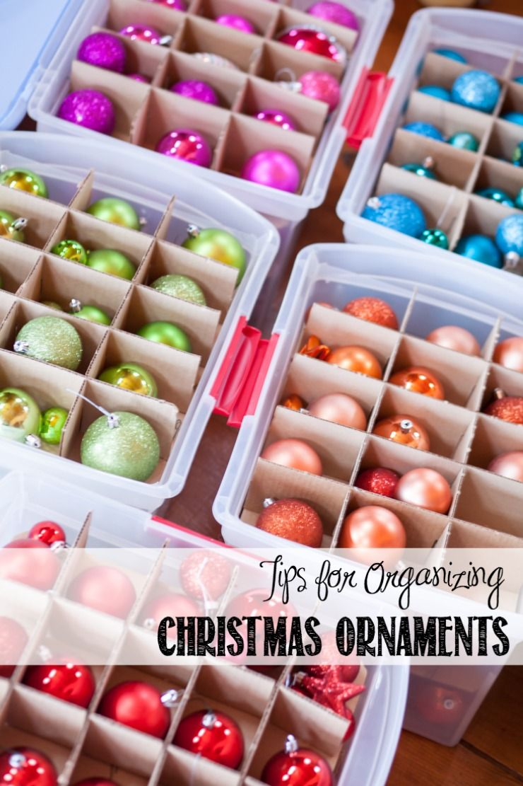 Holiday Decoration Storage Ideas Part - 33: In Need Of Some Super Savvy Christmas Storage Ideas? These Christmas Storage  Hacks Will Help You Organize Your Christmas Ornaments Effectively, ...