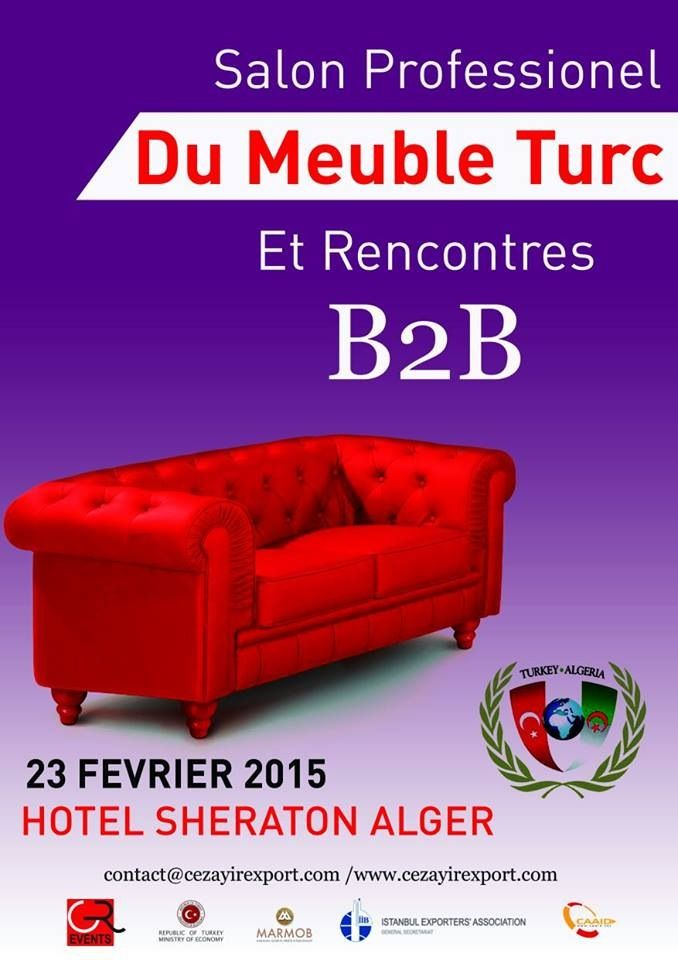 Salon international du meuble turc, \