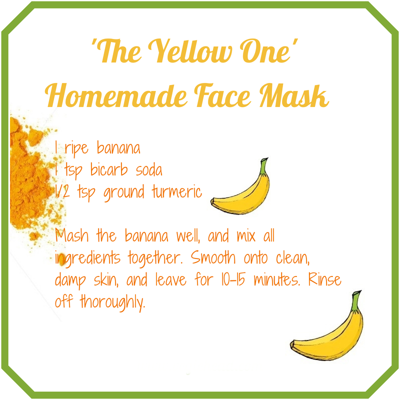 Refreshing Homemade Face Mask For Glowing Skin Lookvine Homemade Face Masks Banana Face Mask Homemade Face