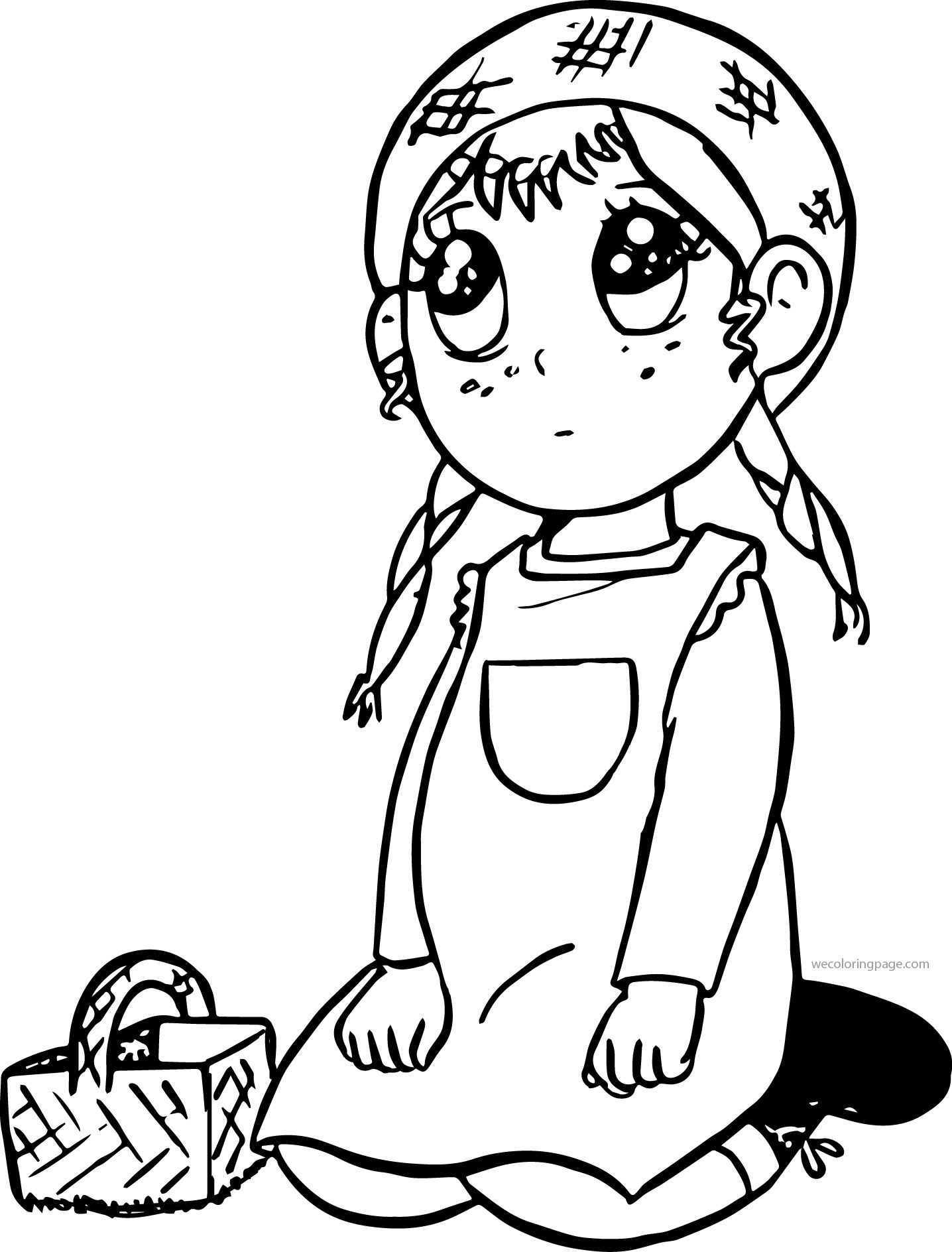 Anne Of Green Gables Coloring Pages   coloring   Pinterest   Green ...