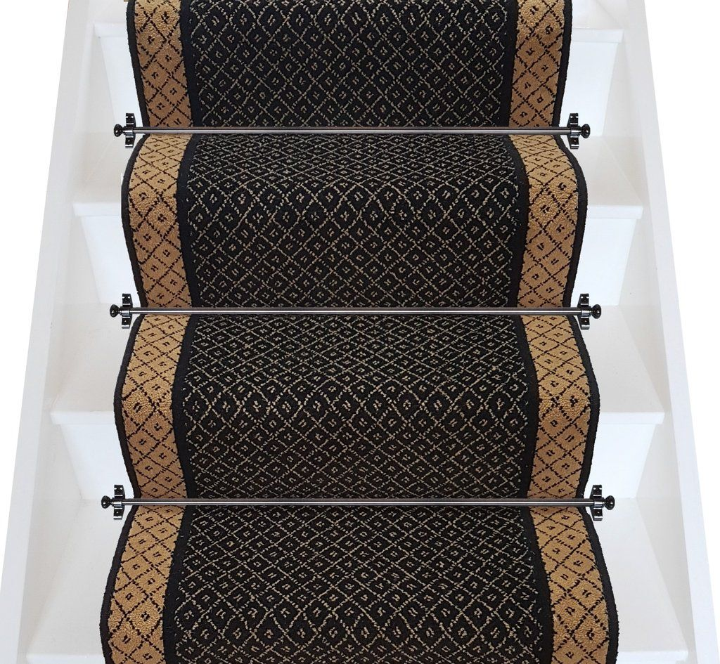 Best Brintons Carpets Regina Jet Trellis Honey Bee Trellis 400 x 300