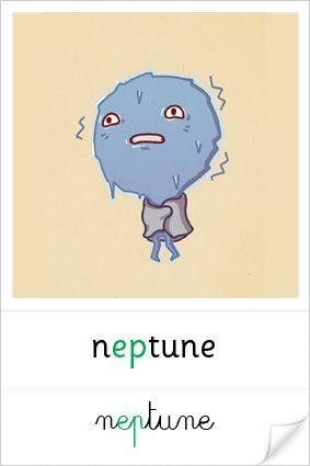 planète Neptune