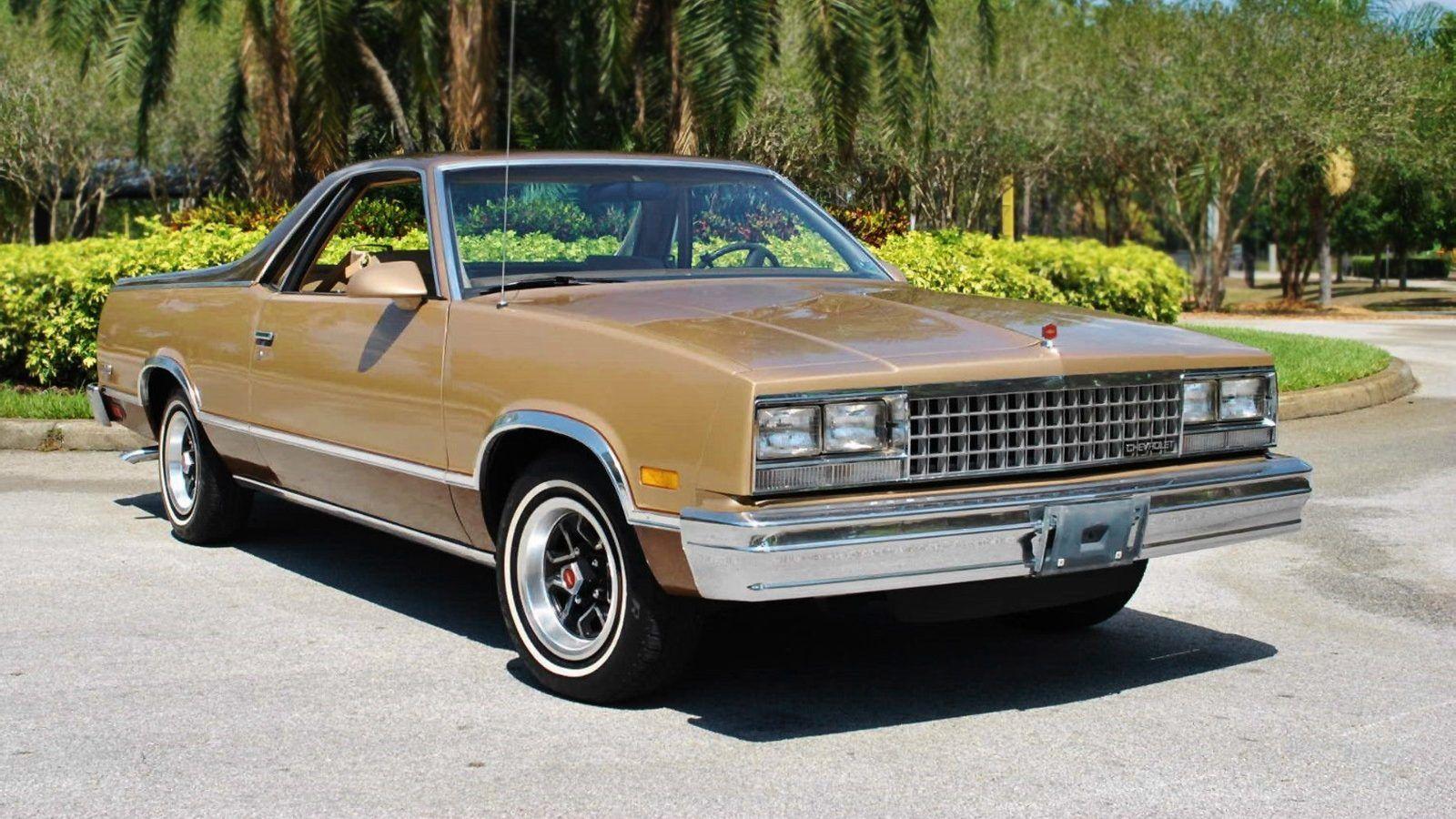 Conquista Camino 1987 Chevrolet El Camino Chevrolet El Camino