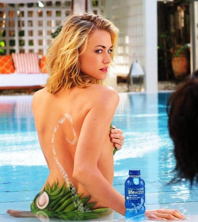 Yvonne strahovski actress porn