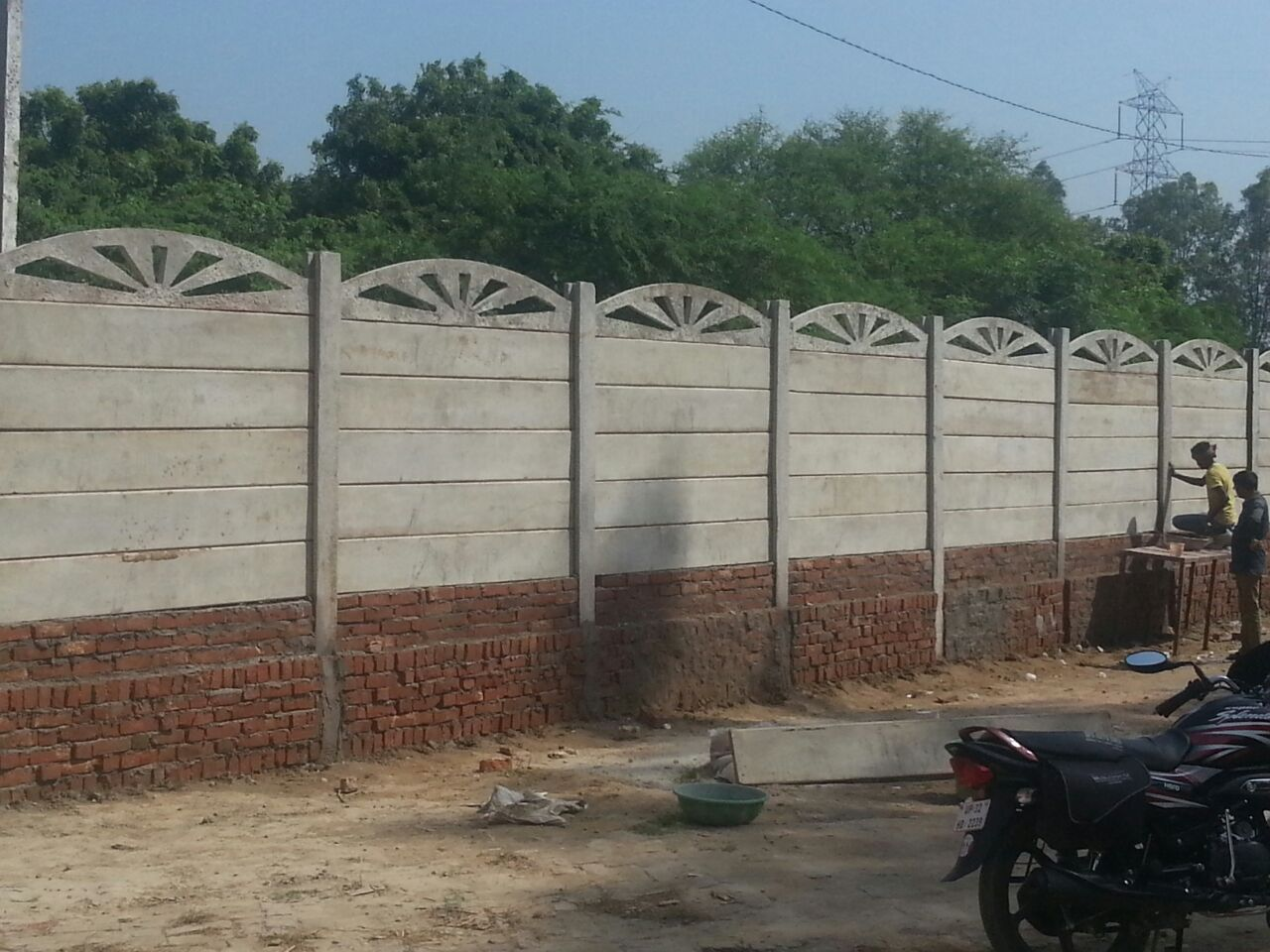 Readymade Wall Compound Supplier And Manufacturer Compound Wall Design Compound Wall Manufacturer Precast C Compound Wall Design Boundry Wall Compound Wall