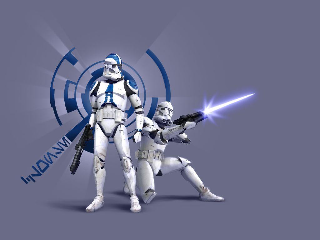 My Free Wallpapers Star Wars Wallpaper Clone Troopers Star