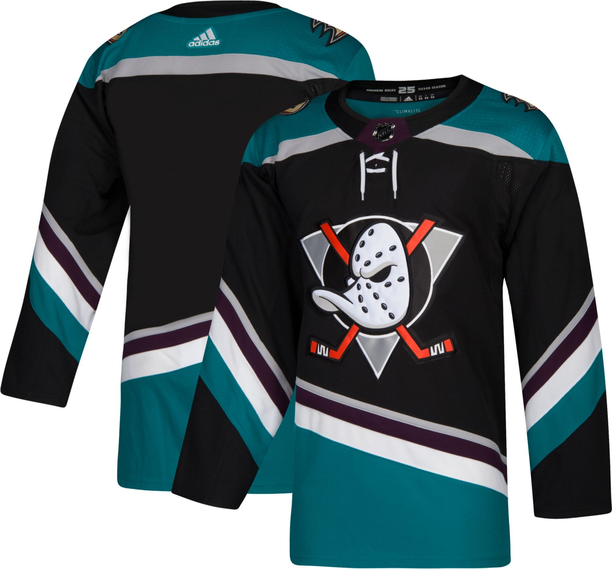 9e6d79398 adidas Men's Anaheim Ducks Authentic Pro Alternate Jersey in 2019 ...