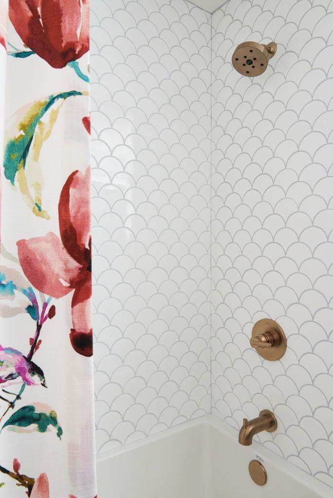 Carrelage Blanc Joint Gris Clair En 2020 Avec Images