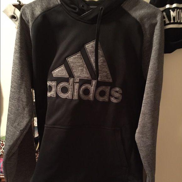 Mens Small adidas hoodie | Adidas hoodie, Hoodies, Adidas