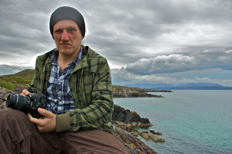 Grumpy Ostfriese #ireland #ringofkerry: http://jaettipussi.de/blogs/blende8/grumpy-ostfriese/