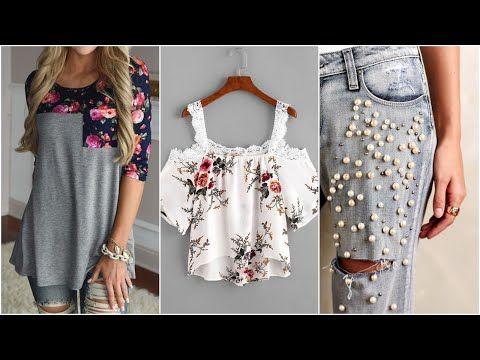 إعادة تدوير الملابس القديمة اصنعي بنفسك ملابس شتوية رائعة Youtube High Waisted Skirt Fashion High Waisted