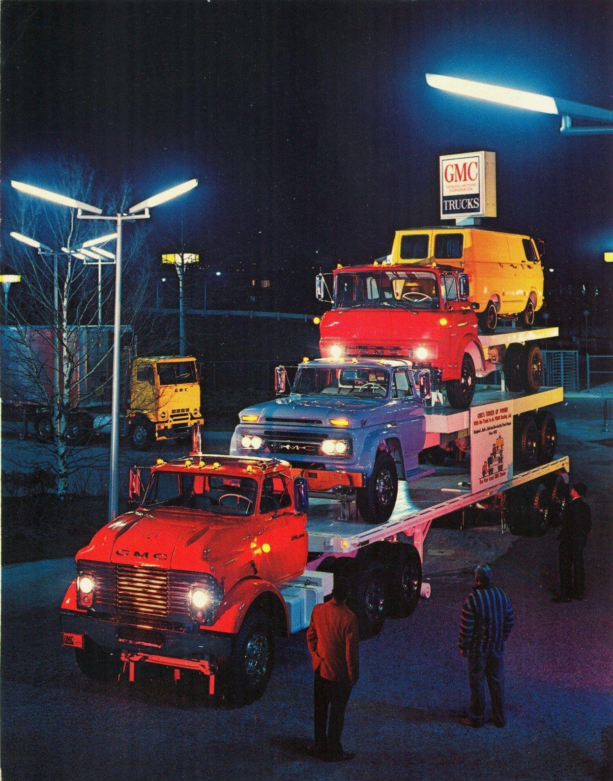 Todos Os Tamanhos 1964 Gmc Tower Of Power New York World S Fair Flickr Compartilhamento De Fotos Gmc Trucks Trucks Classic Chevy Trucks
