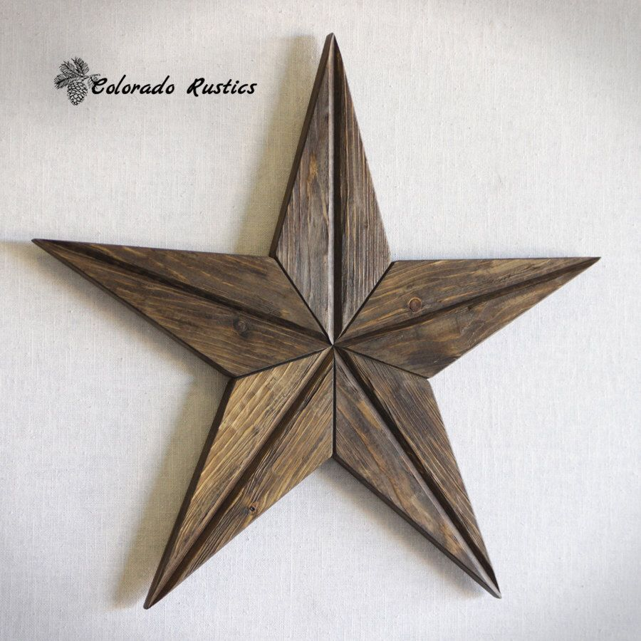 Wooden Star Wall Decor rustic star, wood wall art, texas star wall décor, country star