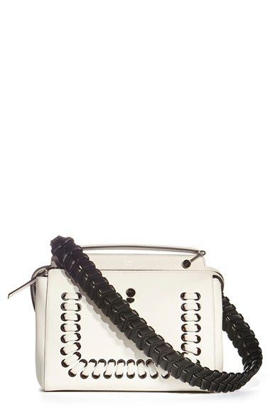 472bb17f80 ... france fendi strap you leather lace up bag strap available at nordstrom  5ef18 e555d low cost fendi small ...