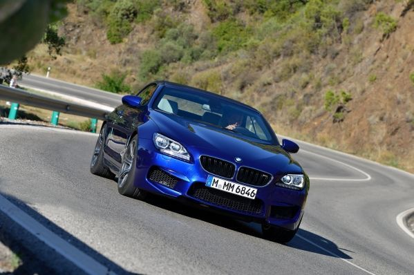 The new BMW M6 Convertible. (06/2012)