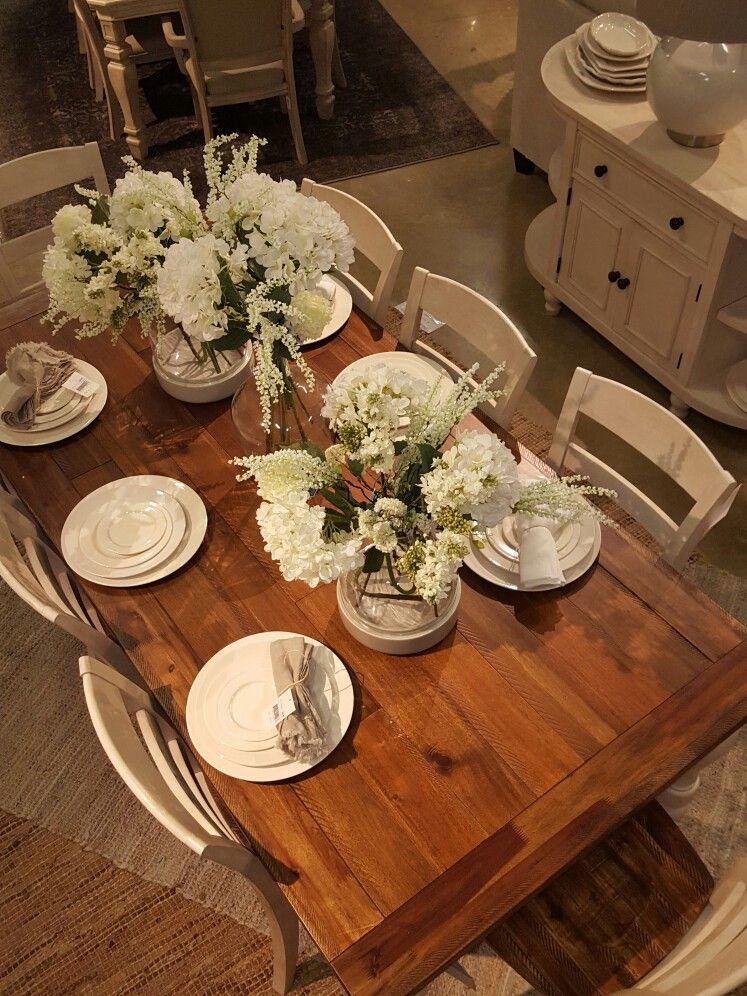 Marsilona Dining Inspire Jonesboro Dining Room