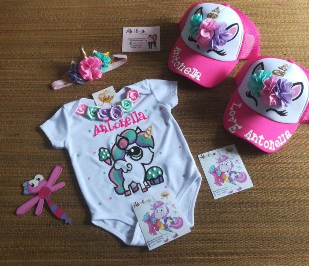 f6ae2dedc Mameluco unicornio para niña Abilia Shopping Whatsapp 3132196957 ...