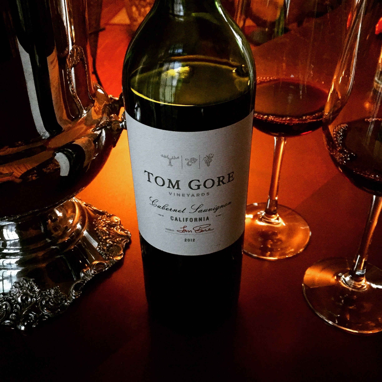 Tom Gore Cabernet Sauvignon Wine Bottle Cabernet Sauvignon Wine