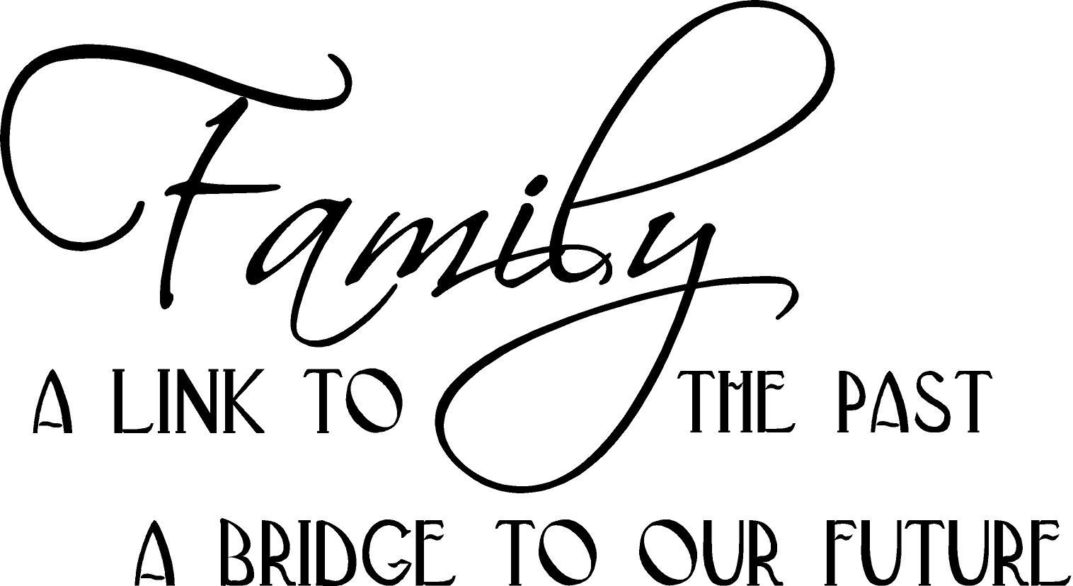 Family Quote - Time Capsule