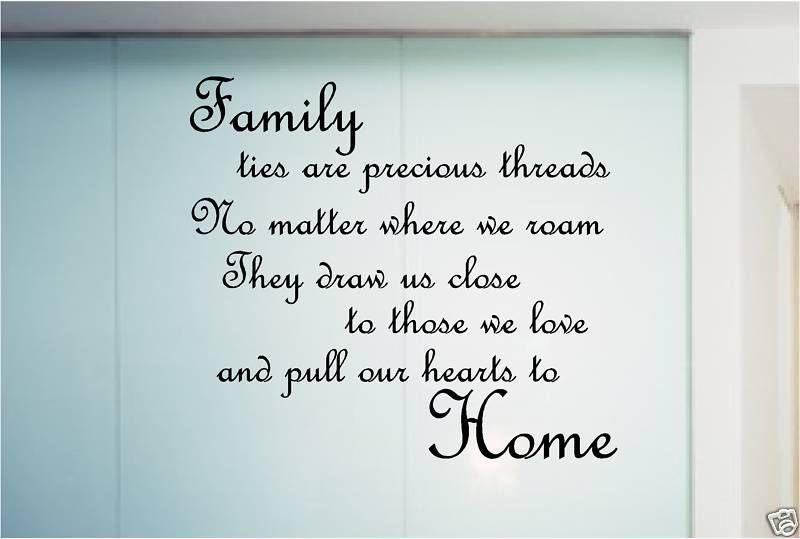 Household Poems 7