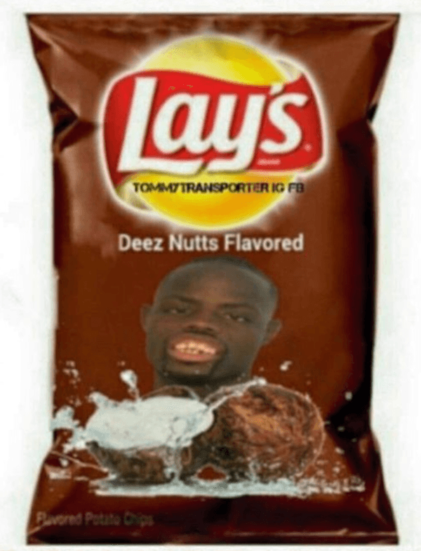 Deez Nuts Funny Food Memes Food Humor Weird Food I've been riding with my homie koby since he was probably 8 years old. deez nuts funny food memes food
