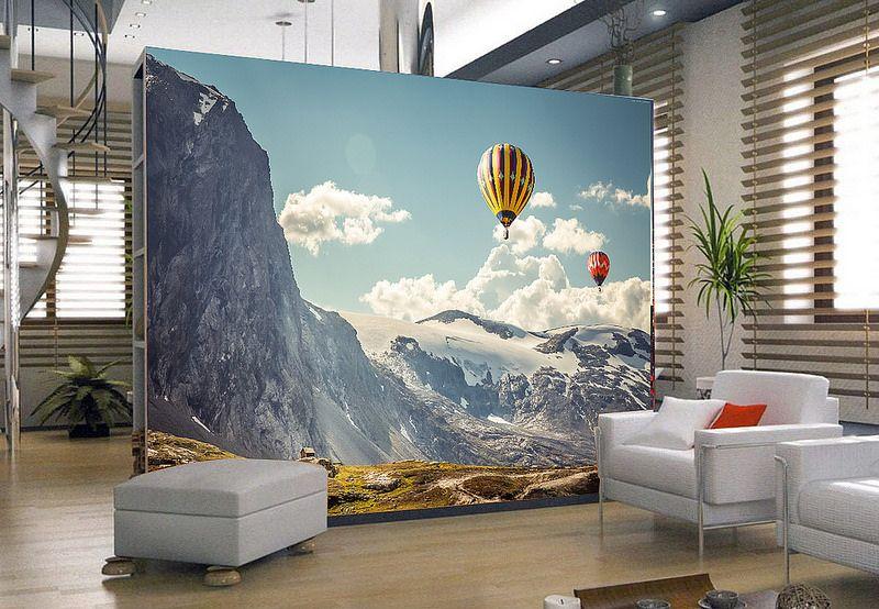 48 fotomurales murales vinilos decorativos 2017 bs - Fotomurales para banos ...
