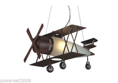 Retro-Creative-Airplane-1-Lamp-Decorative-Children-Droplight-Pendent-Lamp-1