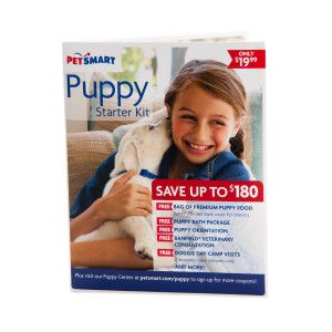 Petsmart Puppy 2014 Starter Kit Petsmart Puppy Starter Kit Puppy Care Free Puppies