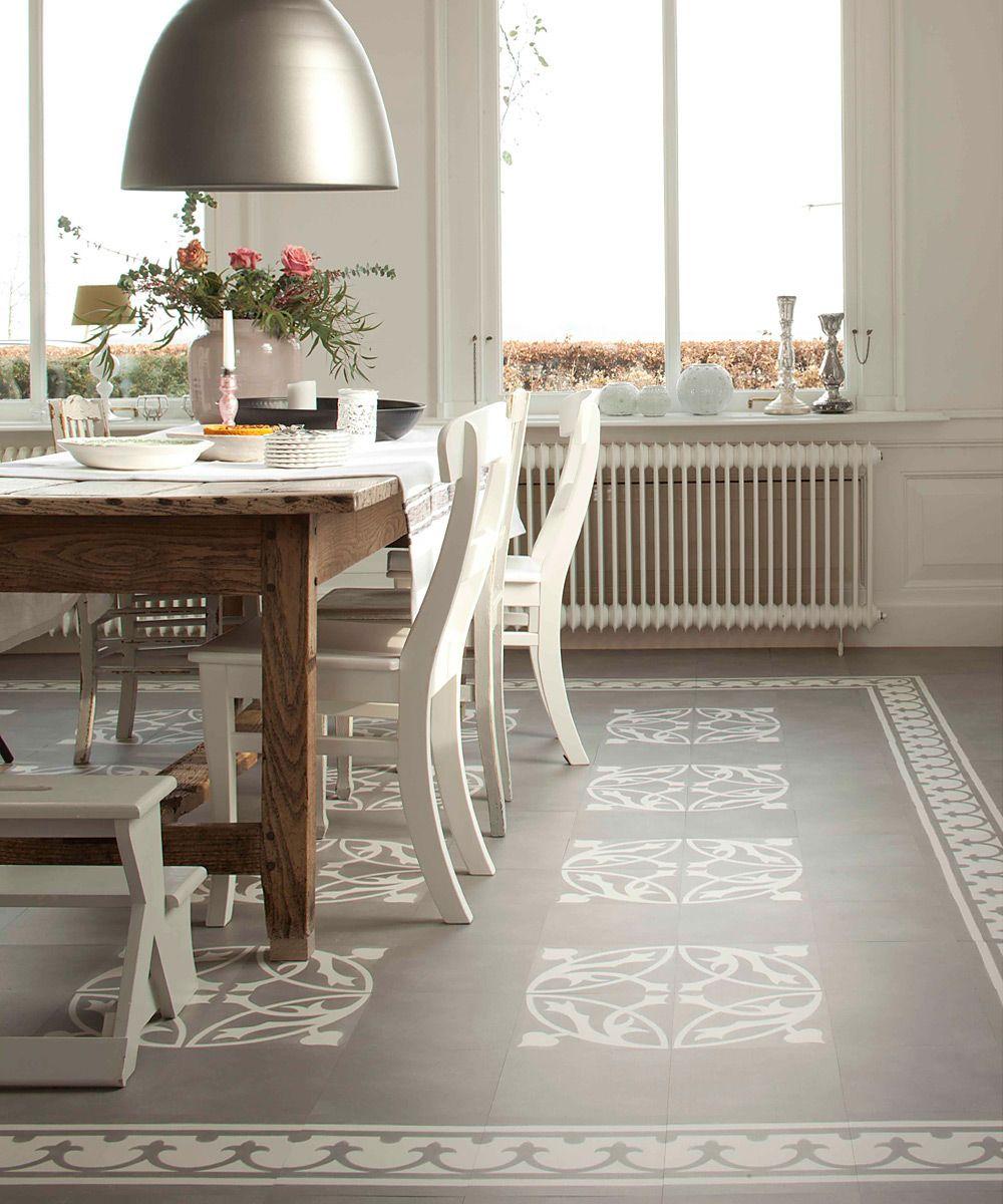 love the floor... | For the home | Pinterest