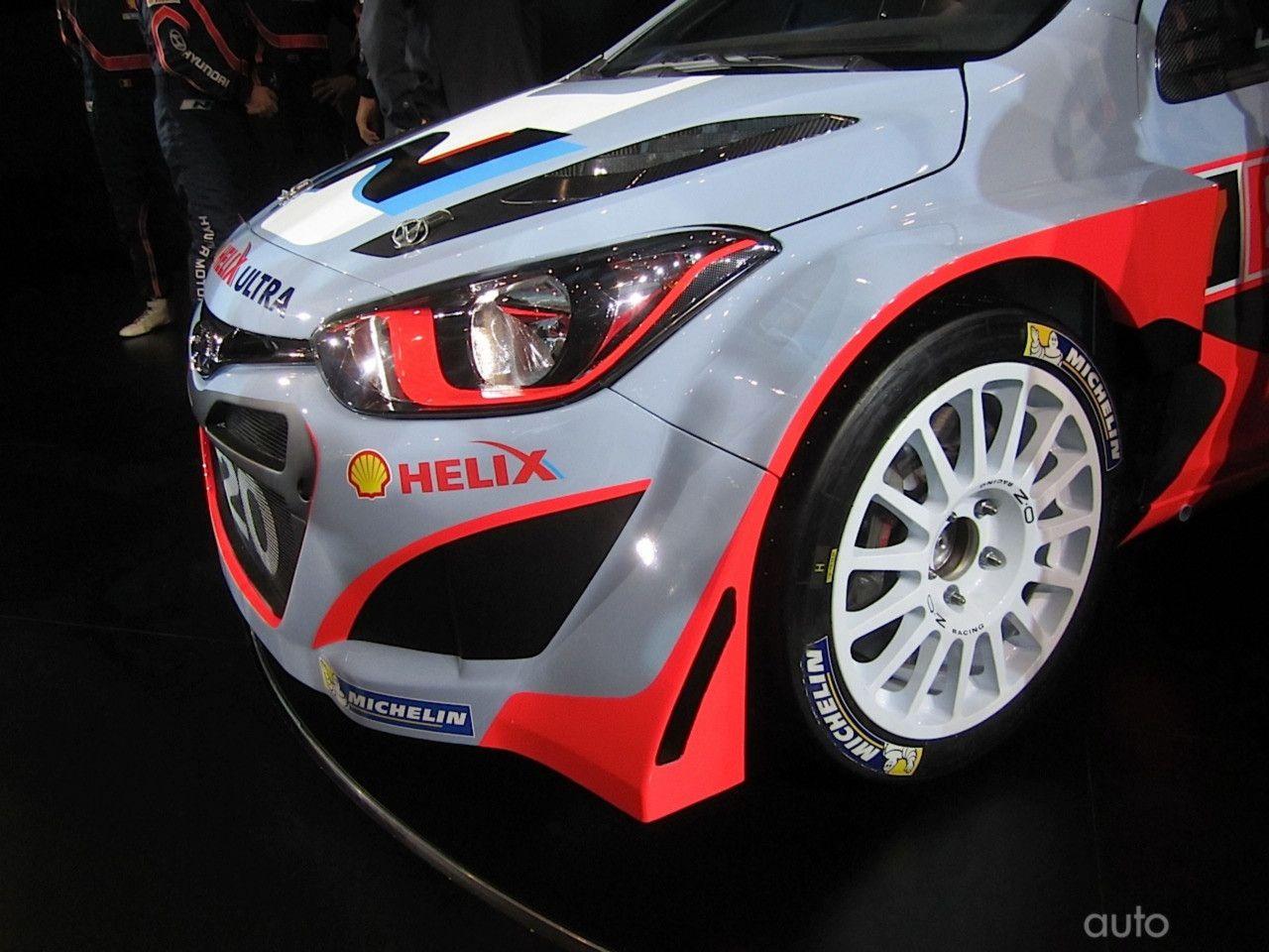Hyundai presents th hyundai shell world rally team and the hyundai i20 wrc 2014 check