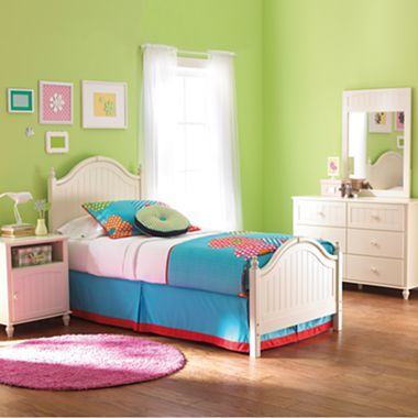 McKenna Bedroom Set From JCPenney For Liv.