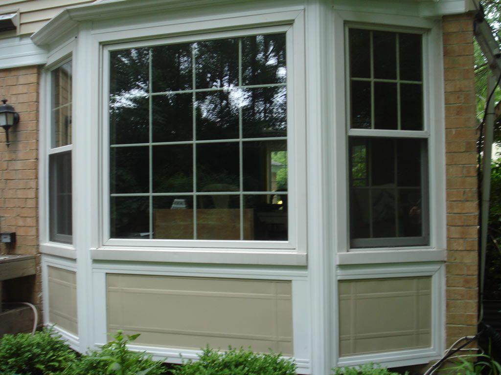Exterior modern siding window design  bay window exterior trim ideas   exteriorwallalongwithwhite