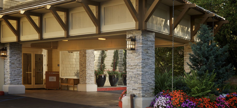 Patio Area Toll House Patio Area House Design