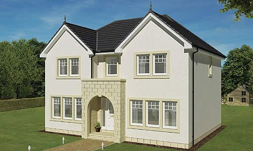 32,045 timber frame house kit uk, house specifications - http://www ...