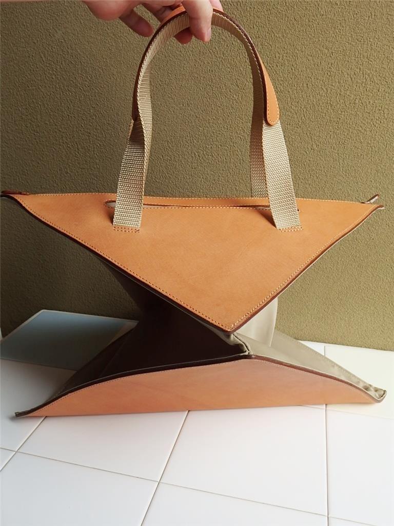 Issey Miyake Folding Bag