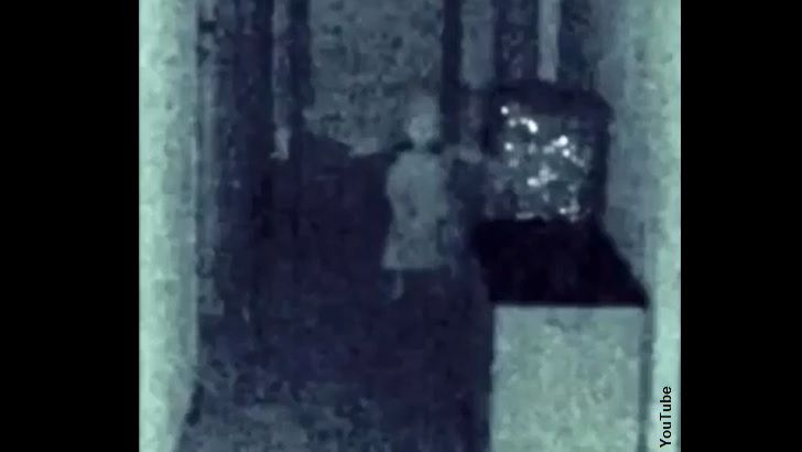 A strange controversy has erupted in a small Spanish town after a 'ghost child' was allegedly photographed at the town hall, leading residents to call for an exorcism, but the mayor refuses to do it.