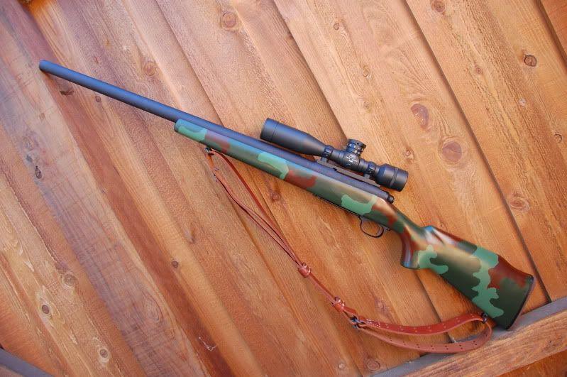 M40A1 influenced Remington   Rifles   Sniper gear, Hunting guns, Guns