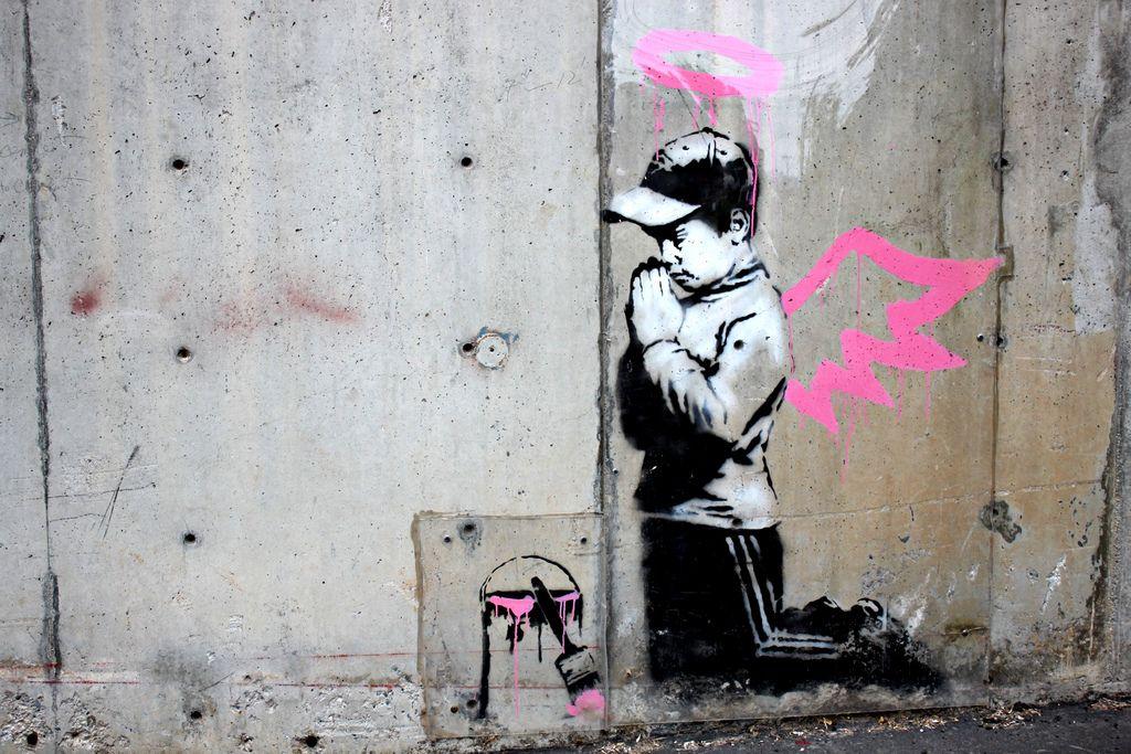 Banksy obras de arte buscar con google arte for Pinterest obras de arte