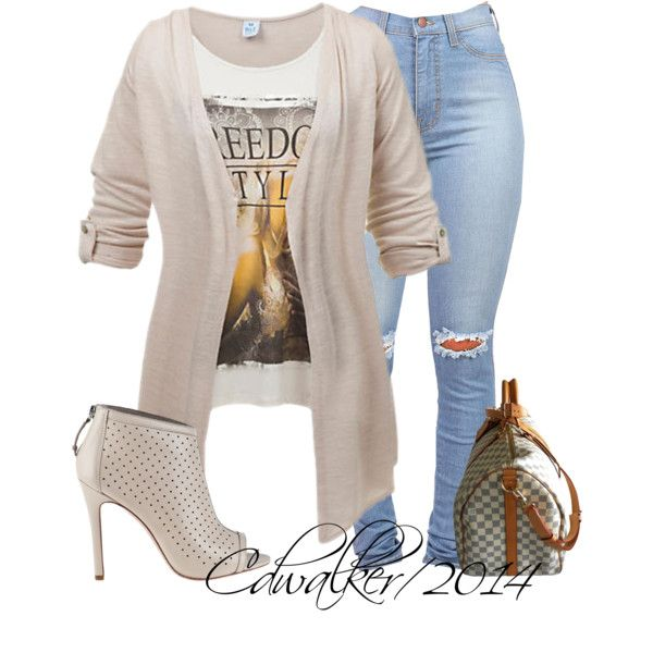 """""""A day of shopping"""" by charlottewalker on Polyvore"""