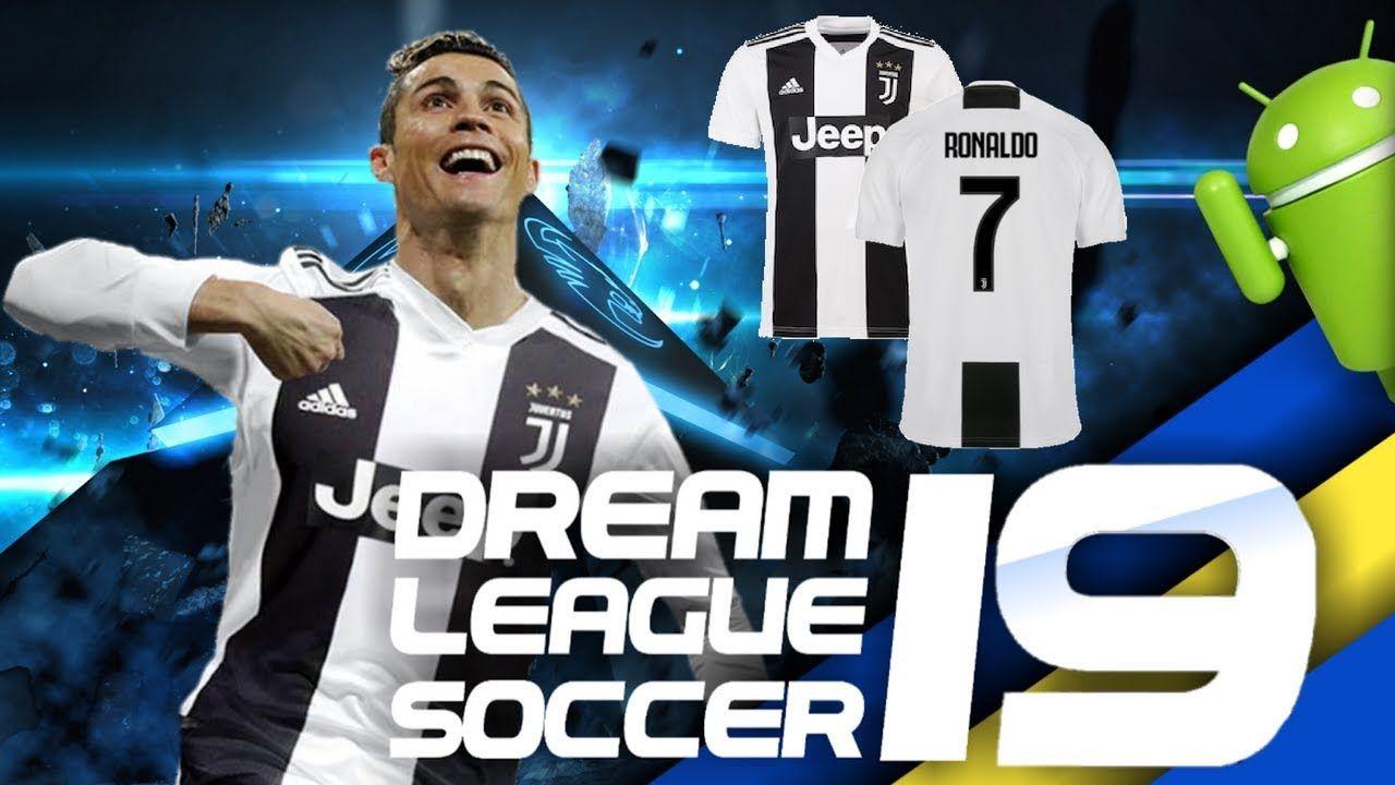Dls 19 Mod Android Transfer Cr7 In Juventus Download Game Download Free Juventus Ronaldo