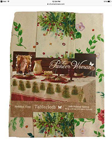 Pioneer Woman Holiday Tree Tablecloth The Pioneer Woman https://www.amazon.com/dp/B01MD2DH14/ref=cm_sw_r_pi_dp_x_I2L-zbCB2XH0X