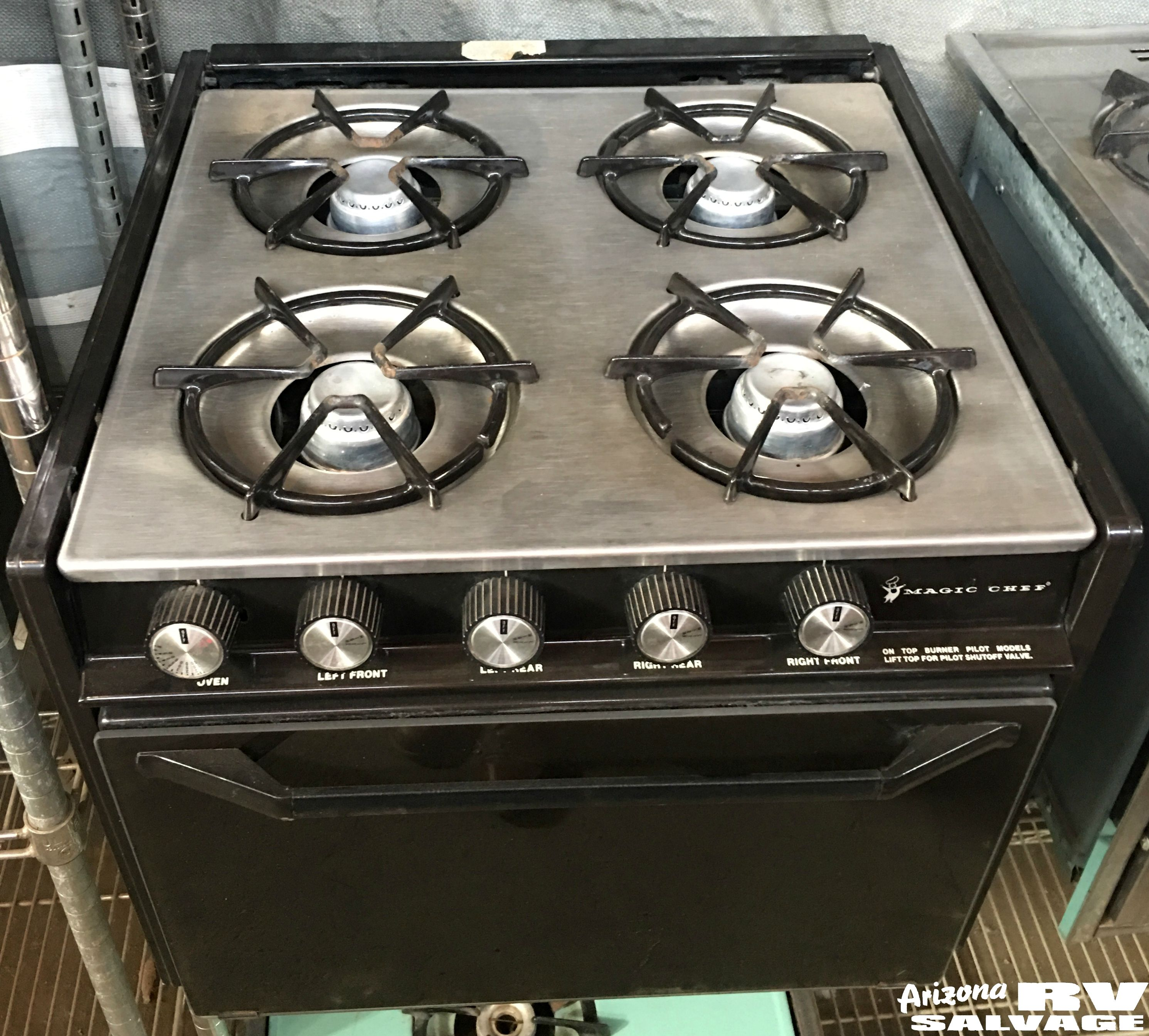 Used Rv Gas Stove