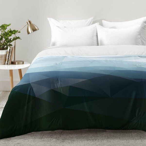 Photo of New First Light Comforter Set by East Urban Home. Bedding Furniture [$193.99] fr…