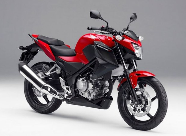 2015 Honda CB300F In Other Words The Definition Of Awesomeness