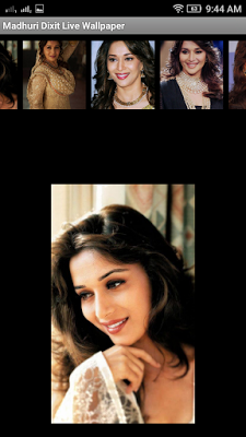 Madhuri Dixit 3d Live Wallpaper For Android Mobile Phone Madhuri