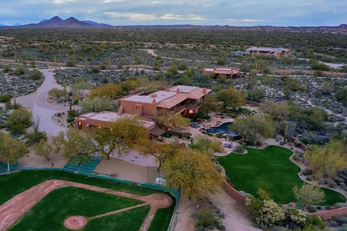 new listing scottsdale compound baseball backyard luxury