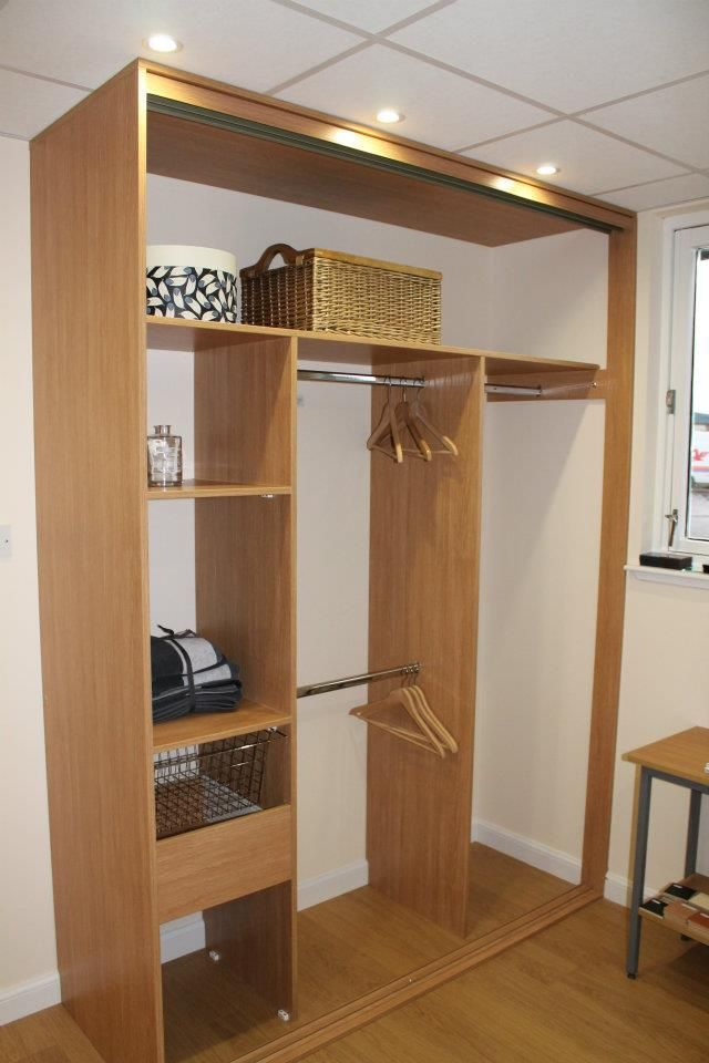 Fitted sliding wardrobe interiors also home ideas pinterest bedroom rh