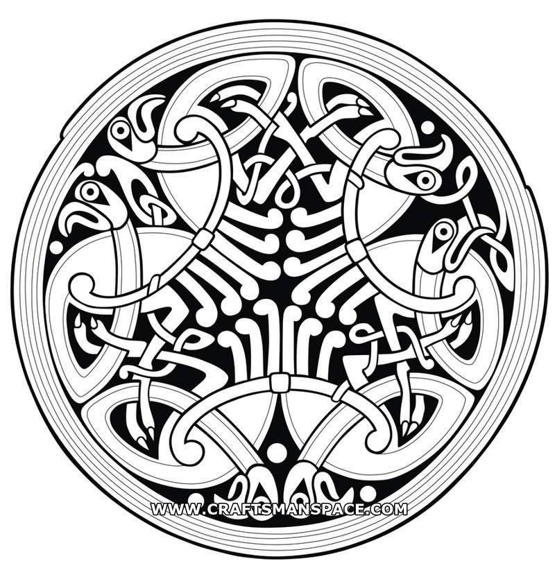 Celtic patterns | patronen | Pinterest | Celta, Estarcido y Mandalas